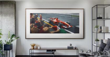 Designéři slaví Schumacherovy padesátiny