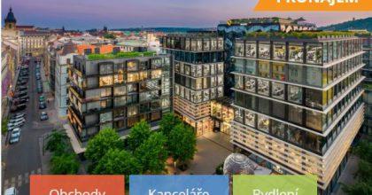 Obchodní centra CPI Property Group mají novou webovou prezentaci
