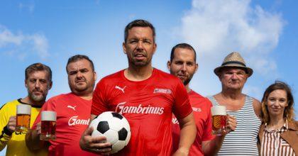 Gambrinus podporuje amatérský fotbal skampaní odTriadu
