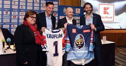 Kaufland se stal partnerem českého hokeje
