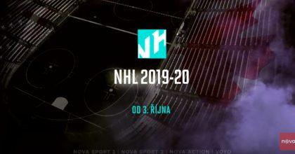 Nova Sport získala vysílací práva naNHL doroku 2022