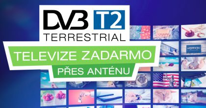 Exkluzivně: Kampaň kpřechodu naDVB-T2 za deset milionů