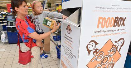 Tesco se zapojuje dodalší dobročinné aktivity