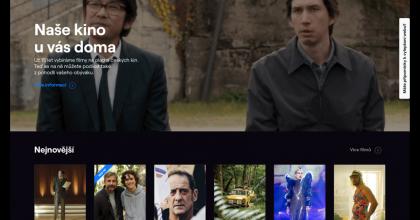 Online videopůjčovna  Aerovod spouští nový web, nabízí předplatné