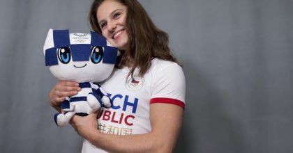 Čeští olympionici představili kolekci pro hry vTokiu
