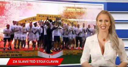 Novým oficiálním partnerem Slavia Praha je přípravek Clavin