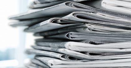 Čtenost novin ačasopisů byla vlétě stabilní