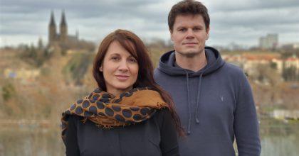 Svěráková aDvořák mají první kampaň své agentury, pro Bageterii Boulevard