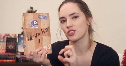 Vánoční kampaň Knihy Dobrovský ukazuje, proč je kniha ten nejlepší dárek