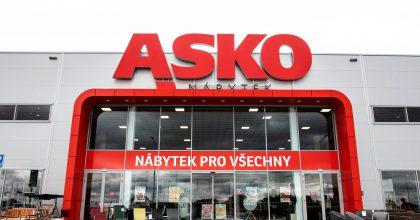 Asko se vnové kampani prohlašuje za jedničku pro domov