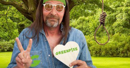 Pomoc Greenpeace proti Greenpiss je skvělá příležitost pro CSR