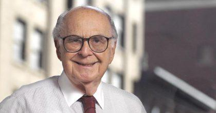 Zemřel Harold Burson, legenda světového PR