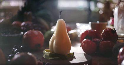 """""""Food porn"""" odKauflandu: vkampani se svléká hruška"""
