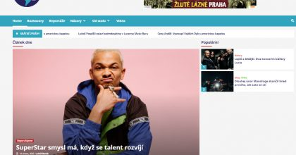 Startuje webový magazín Planeta Hudba, slibuje neotřelý přístup