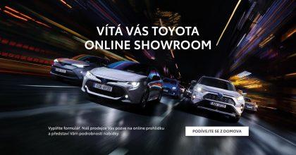 Toyota vČesku spouští virtuální prohlídku aut. Sází naživý rozhovor prodejce se zákazníkem