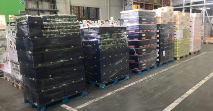 Lidl daruje potravinovým bankám téměř 4,5 tuny trvanlivých potravin