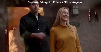 VIDEO: Náš dům hoří! Greta představila kampaň Fridays for Future