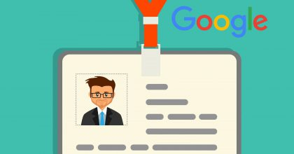 Google bude poinzerentech nově požadovat prokázání totožnosti