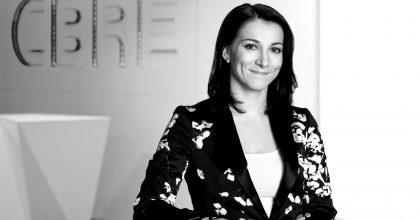 Katarína Brydone bude novou ředitelkou oddělení investic vCBRE