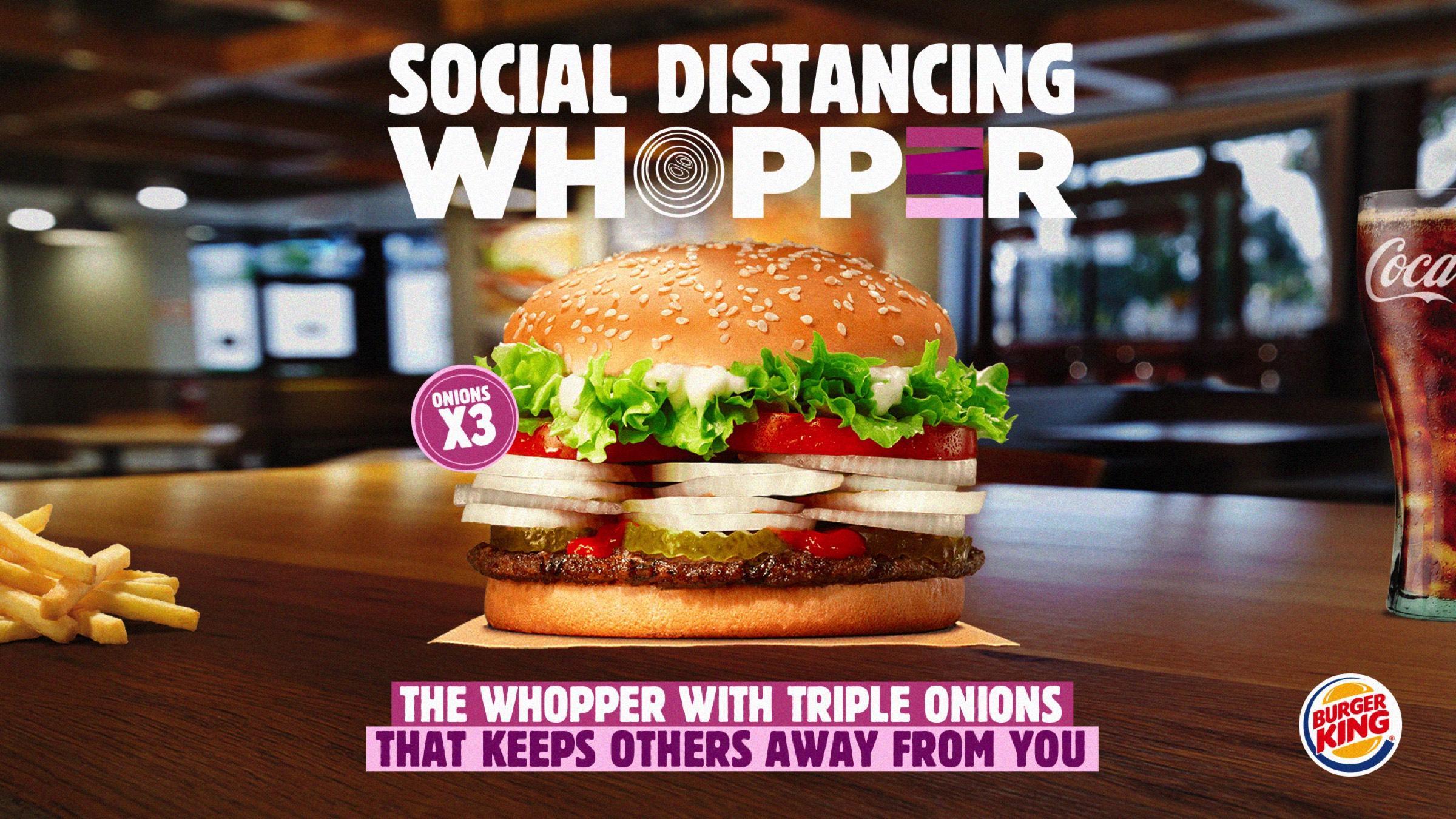 Burger King Masku