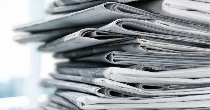 Nejčtenější zůstává Blesk aMF Dnes. Meziročně nejvíce spadly Lidové noviny
