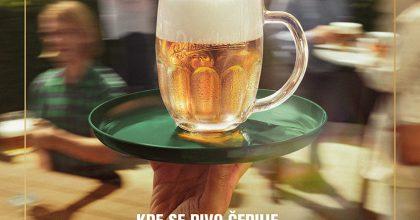 """Pilsner Urquell zákazníkům hospod zaplatí první pivo. """"Chceme jim tak poděkovat"""""""