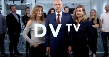 """""""Začátek další éry."""" DVTV vybrala oddiváků 9,7 milionu nasvůj rozvoj"""