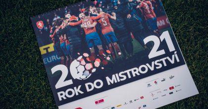 Kalendář fotbalové reprezentace: odpočítává start Eura apomáhá dětem