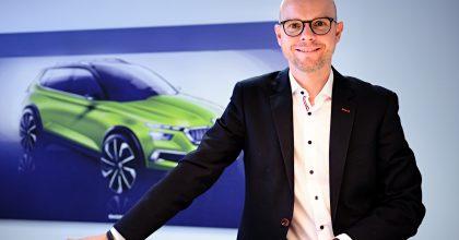 I vkrizi existují možnosti, jak mít značku naočích, říká šéf marketingu Škoda Auto
