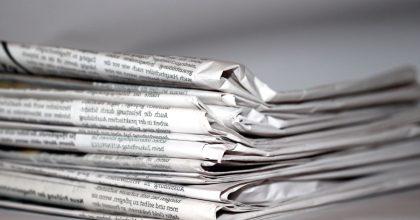 Propad tisku. Krize srazila prodeje deníků iodesítky procent, nejvíce trpěl Sport