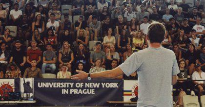 University of New York in Prague pořádá virtuální den otevřených dveří