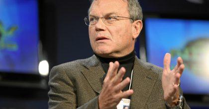 Martin Sorrell: Dočtyř let zabere digitál dvě třetiny reklamního trhu