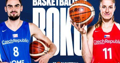 Jak využít potenciál basketbalového Nagana? ČBF vsadila navizuální styl