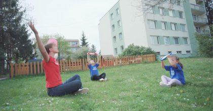 Nová pohybová videa Sokola mají motivovat rodiče nejmladších dětí