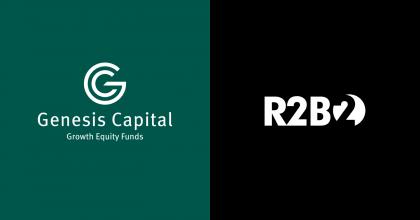 Genesis Growth získává majoritní podíl vespolečnosti R2B2