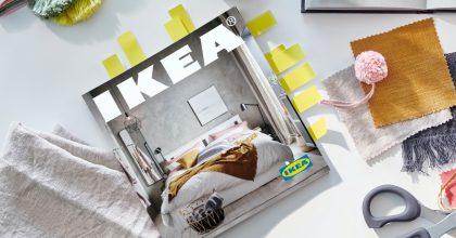 Katalog Ikea slaví 70 let. Firma snižuje množství výtisků amění jeho formu