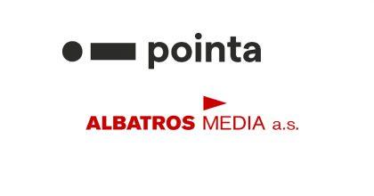 Online nakladatelství Pointa přechází podAlbatros Media