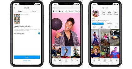 ANALÝZA: Instagram Reels jako reakce Facebooku navzestup TikToku