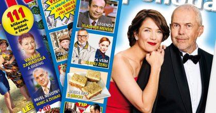 Týdeník TV Pohoda bude odzáří distribuovat První novinová společnost