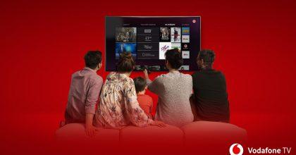 Součástí Vodafone TV je nově iNetflix. Divák bude platit jen jednu fakturu