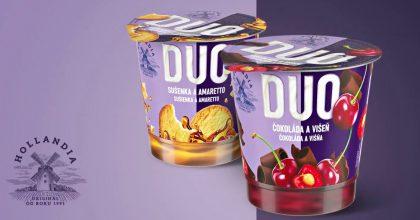 Hollandia míří mimo segment jogurtů. Mléčné dezerty podpoří TV kampaní