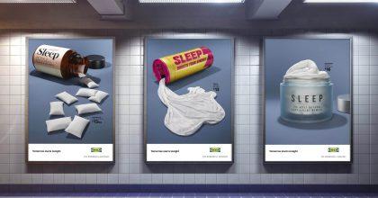 """IKEA zahájila kampaň za zdravý spánek. """"Nejlepší proti stárnutí"""""""