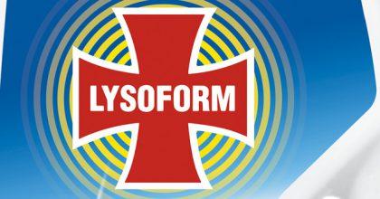 Henkel uvádí načeský trh značku Lysoform. Tvoří produkty proti virům