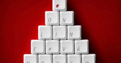 """Vánoce nahraně. Letos se odehrají nahřišti zvaném """"online"""""""