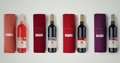 Co vzejde ze spojení bílého ubrusu ačerveného vína? Kapka dobra