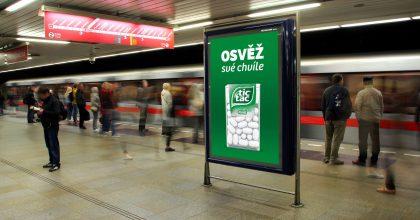 MetroZoom rozšiřuje nabídku digitálních CLV onové stanice metra