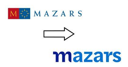 Mazars rebrandouje značku. Firma představila nové logo