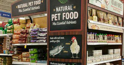 Pet food realizace nepodléhají sezoně