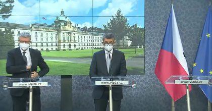Pořad Epicentrum. Česká televize bude sumarizovat aktuální vládní opatření