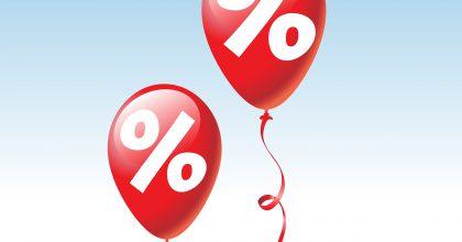 Do Black Friday se zapojuje více než polovina českých obchodů. Slevy až 45%